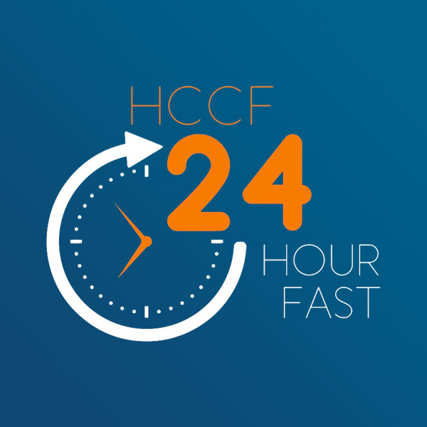 HCCF 24 HOUR FAST